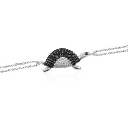 Gümüş Kaplumbağa Bileklik